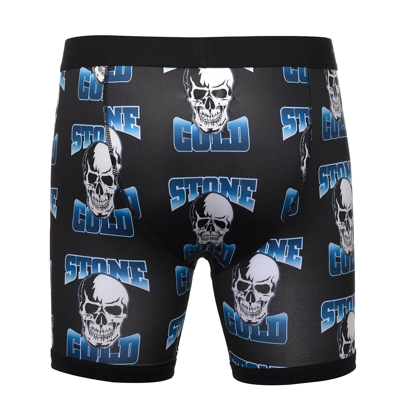 WWE Steve Austin Adult Boxer Briefs
