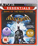 Batman Arkham Asylum Game of the Year Essentials (PS3)