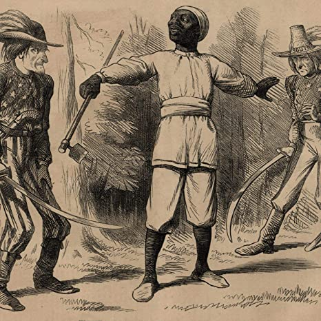 Images Of Old Slavery Political Cartoons