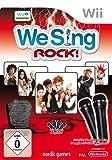 We Sing Rock! (inkl. 2 Mikrofone) - [Nintendo Wii]