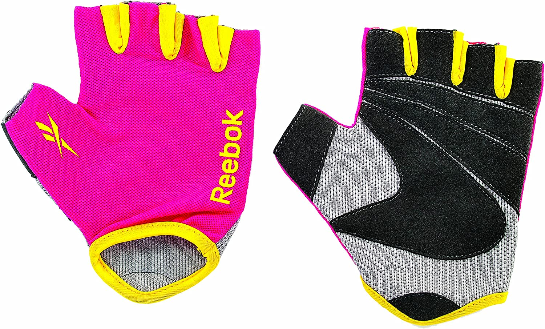 Reebok Fitness - Guantes de Fitness: Amazon.es: Zapatos y complementos