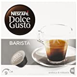 Nescafe Dolce Gusto - Espresso Barista - 3 Paquetes de 16 Cápsulas