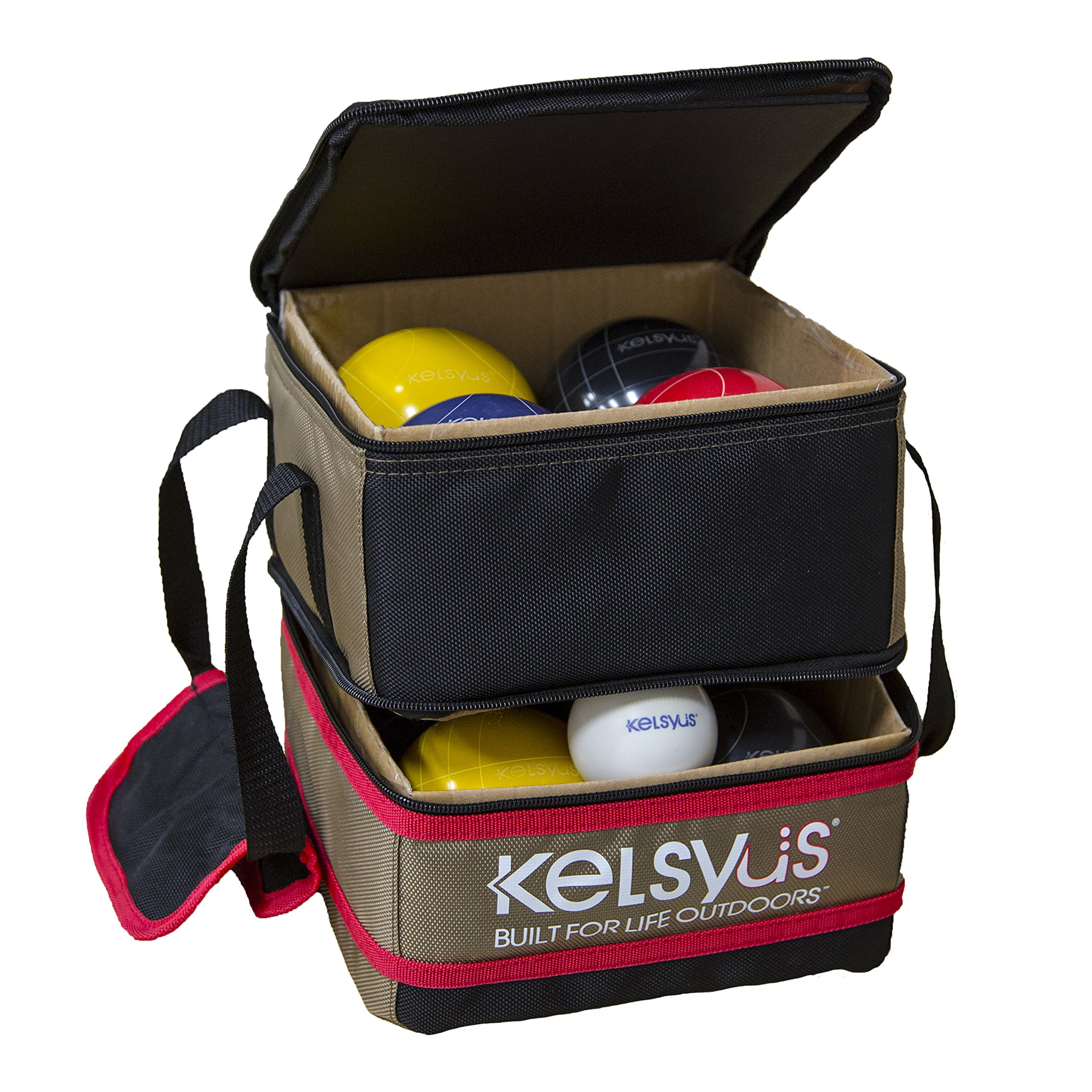 Kelsyus Premium Bocce Ball Game by Kelsyus (Image #2)