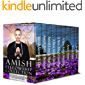 Amish Fellowship Collection: A Nine Book Amish Romance Boxed Set (Amish Sickness & Health, Amish Second Chance Romance…