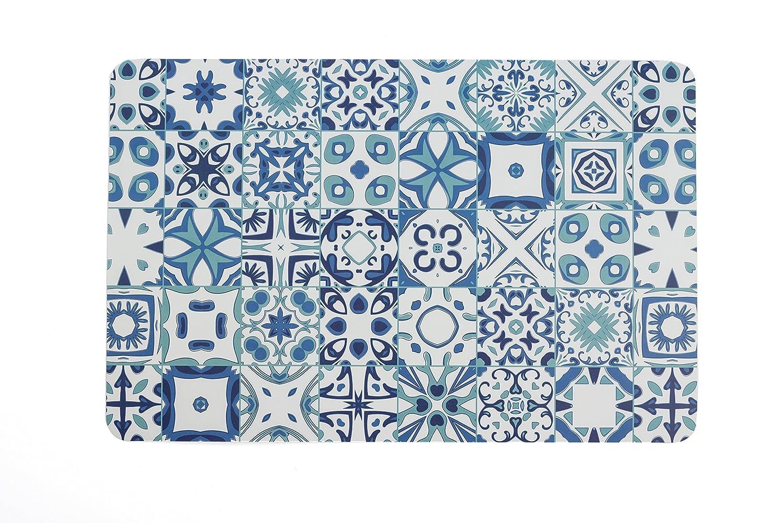 Quid Renova Mantel Individual Estilo Baldosa 43.5 x 28.5 cm