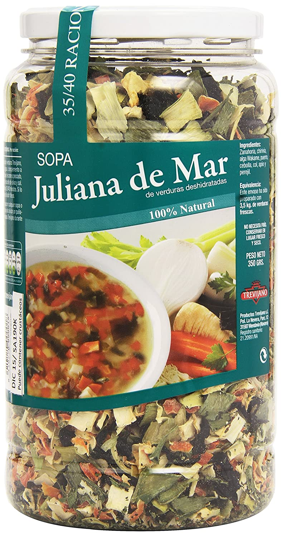 Trevijano - Juliana de Mar - Sopa de verduras deshidratadas - 350 ...