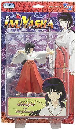 InuYasha Collection 1 Action Figures Kikyo W Bow And Sacred Arrow