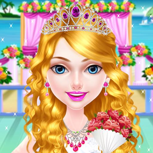Real Princess: Wedding Makeup Salon -