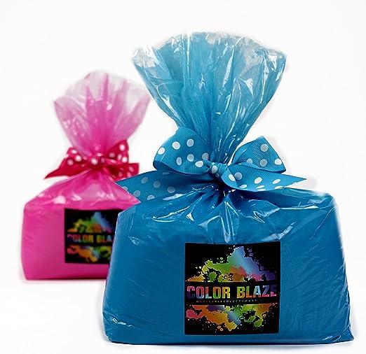 Gender Reveal Blue Color Powder 10 Pounds Color Blaze Supply//Wholesale Color Powder