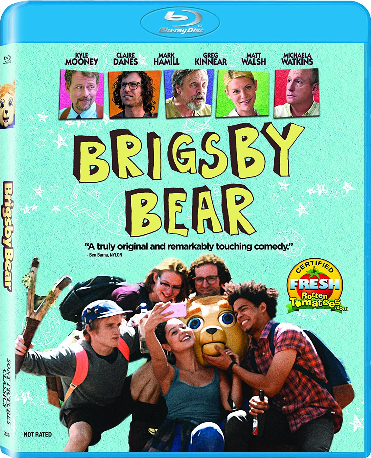 Brigsby Bear [Blu-ray]