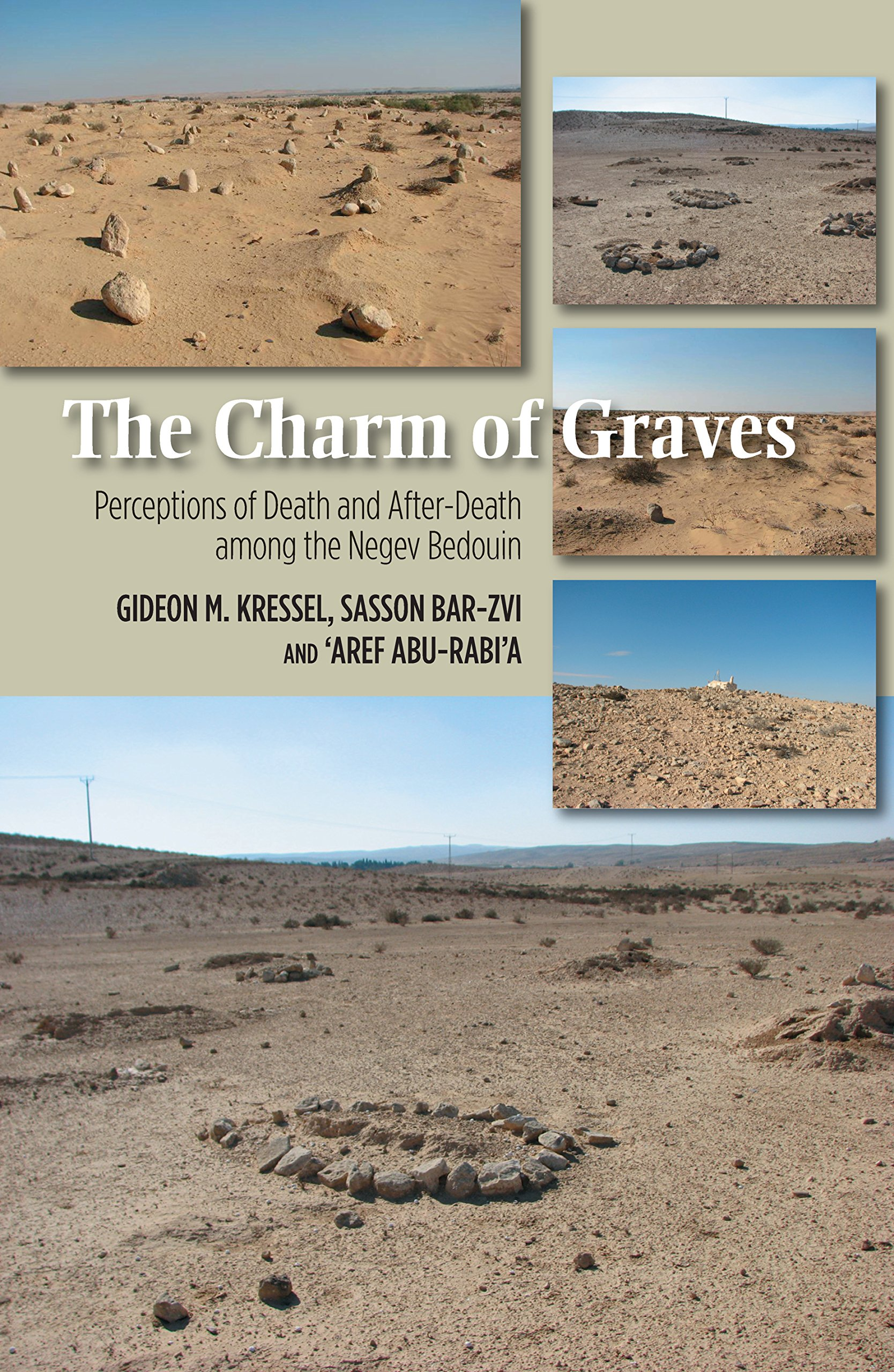 The Charm of Graves: Perceptions of Death & After-Death Among the Negev Bedouin pdf epub