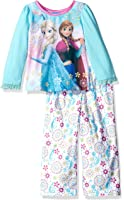Disney Toddler Girls' Frozen 2-Piece Pajama Set