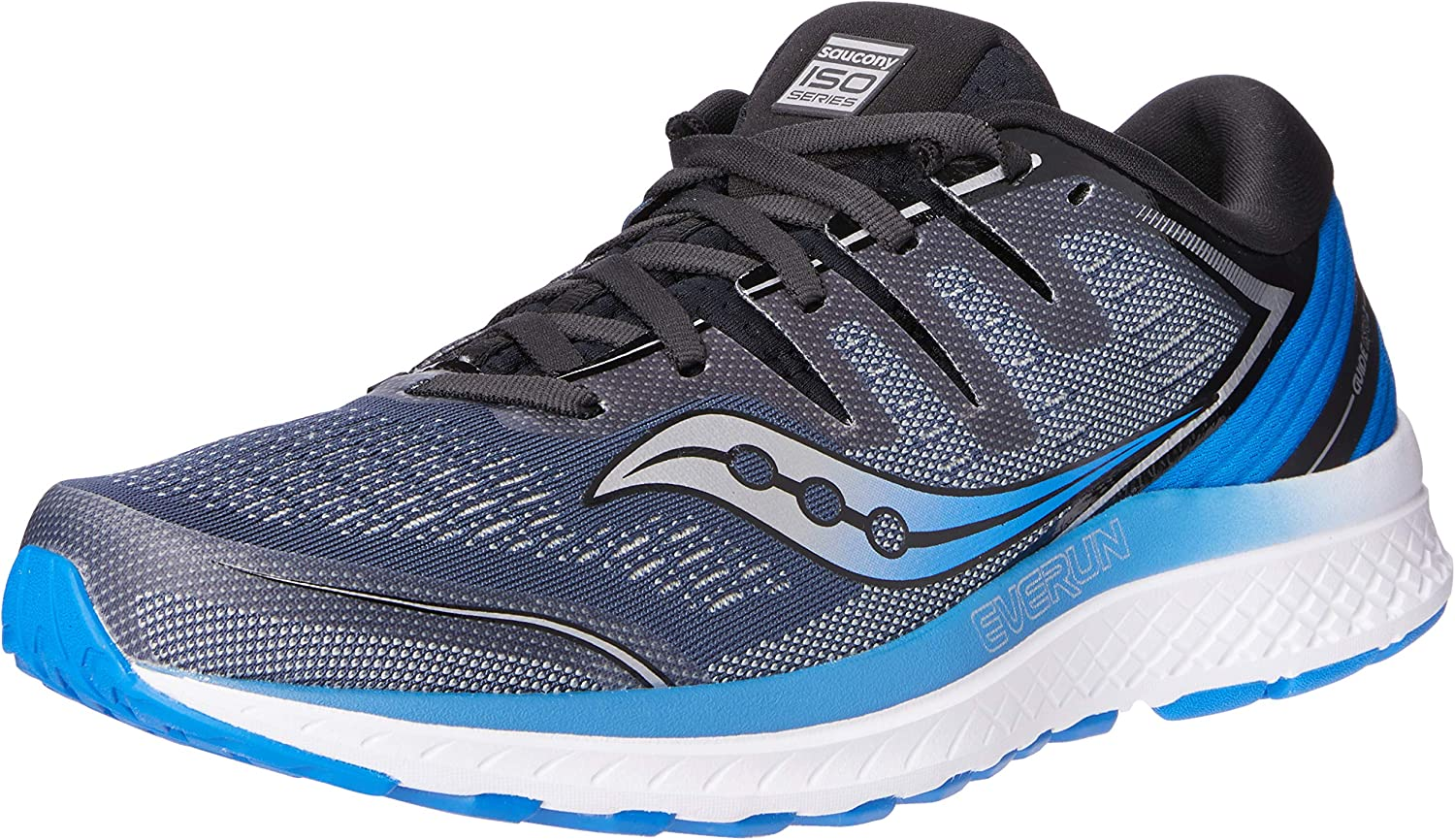 Saucony Men s Guide ISO 2 Road Running Shoe