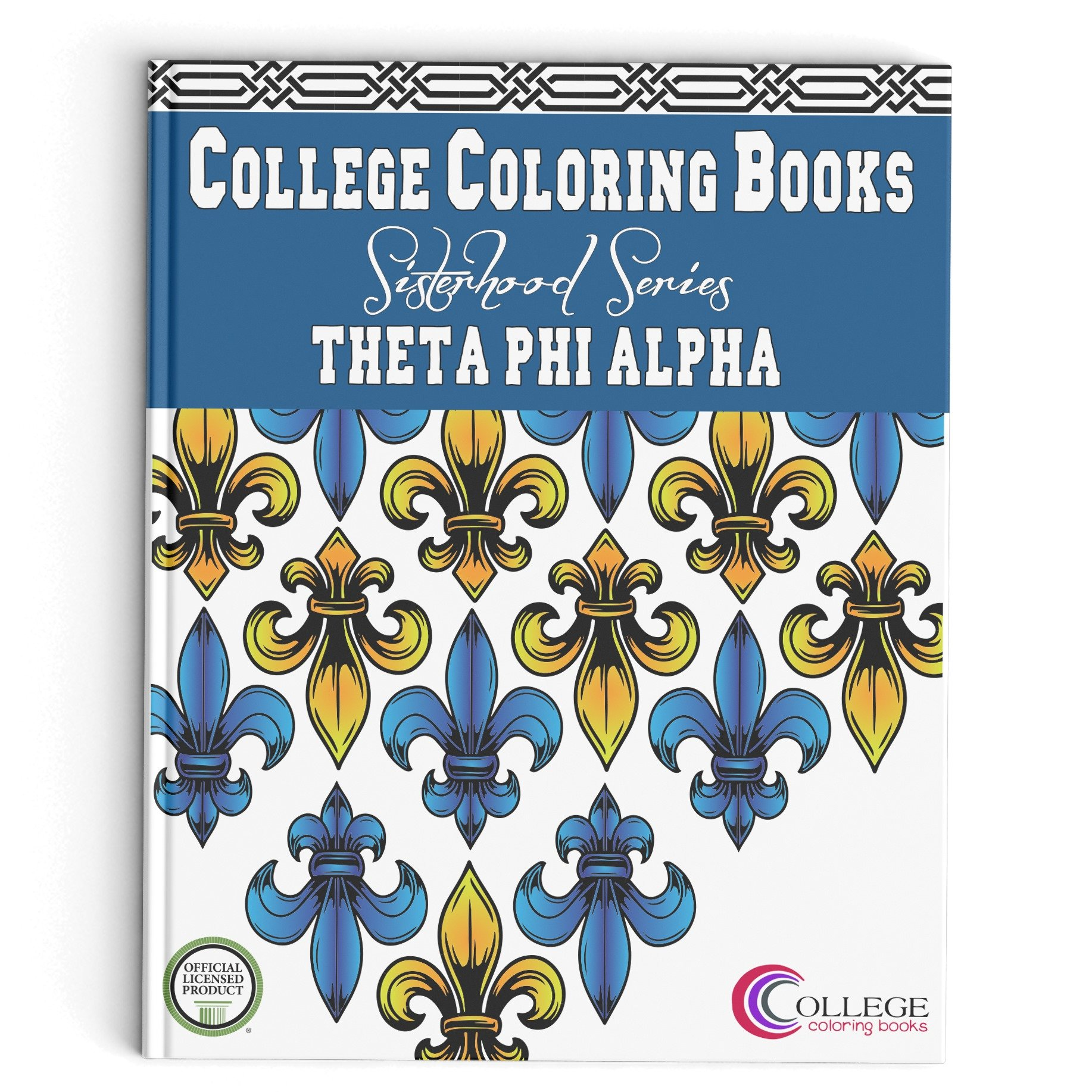 Theta Phi Alpha Adult Coloring Book pdf