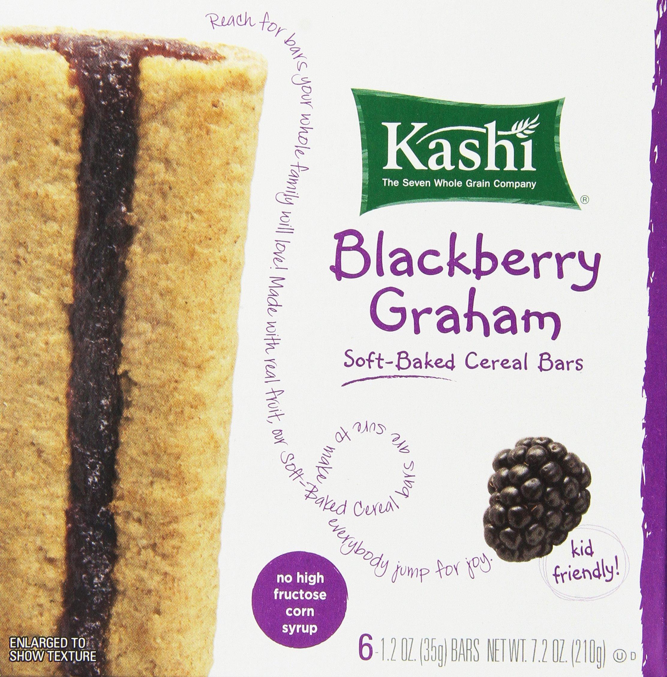 Kashi Bar Cereal Blkbry Graham