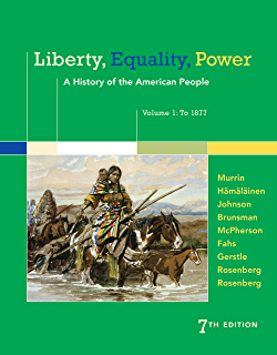 Amazon liberty equality power a history of the american liberty equality power a history of the american people volume 1 fandeluxe Gallery