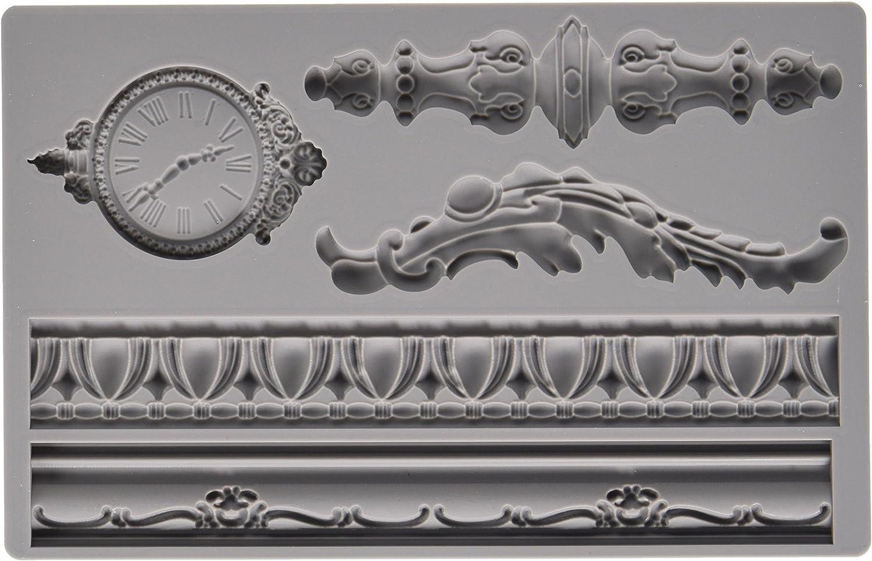 /Baroque # 1 Prima Marketing Fer Orchid/ée Designs Vintage Art Decor Moule/