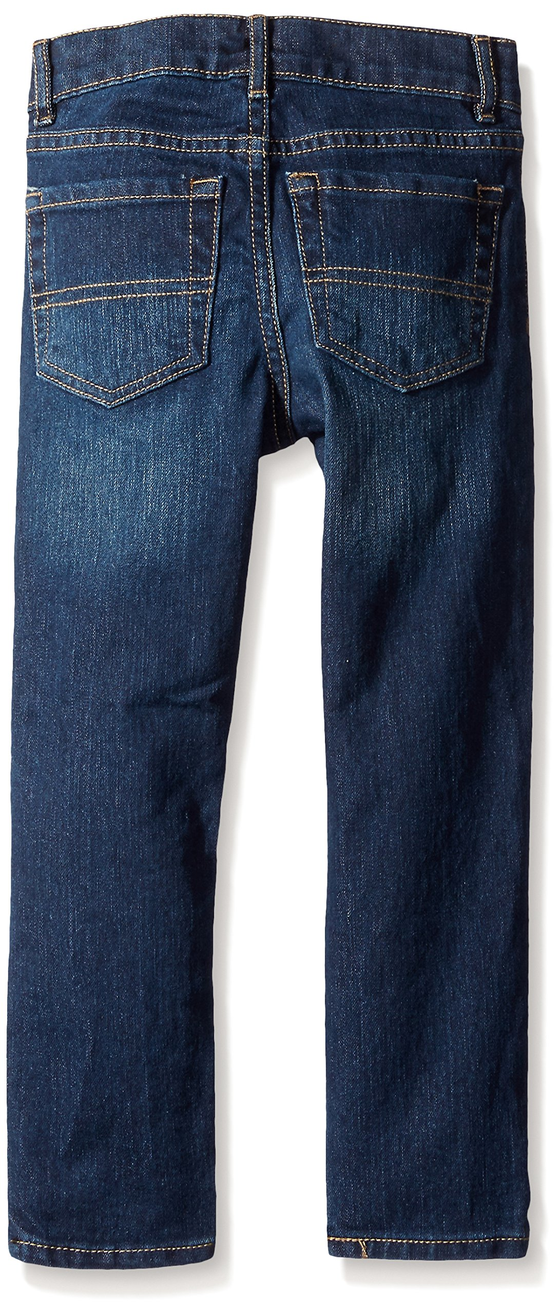 The Children's Place Big Boys Super Skinny Jeans, Dark Wear, 8 by The Children's Place (Image #2)