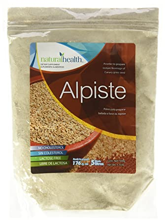 Leche De Alpiste 100% Natural 17.60 Oz