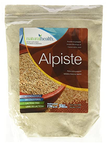 Amazon.com: Leche De Alpiste 100% Natural 17.60 Oz: Health & Personal Care
