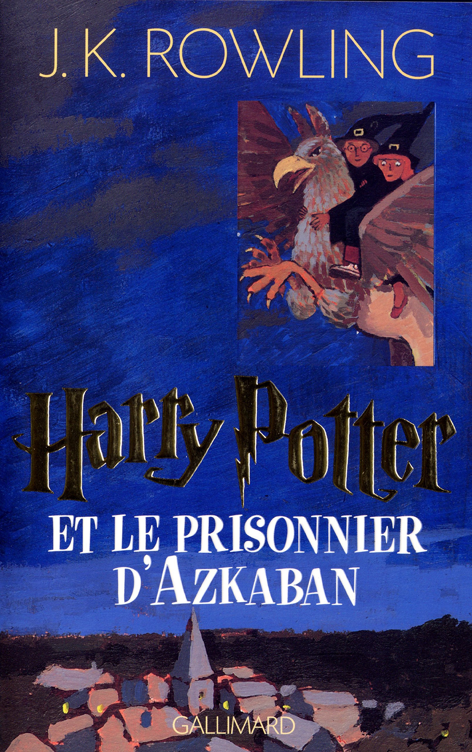 Amazon Fr Harry Potter Tome 3 Harry Potter Et Le