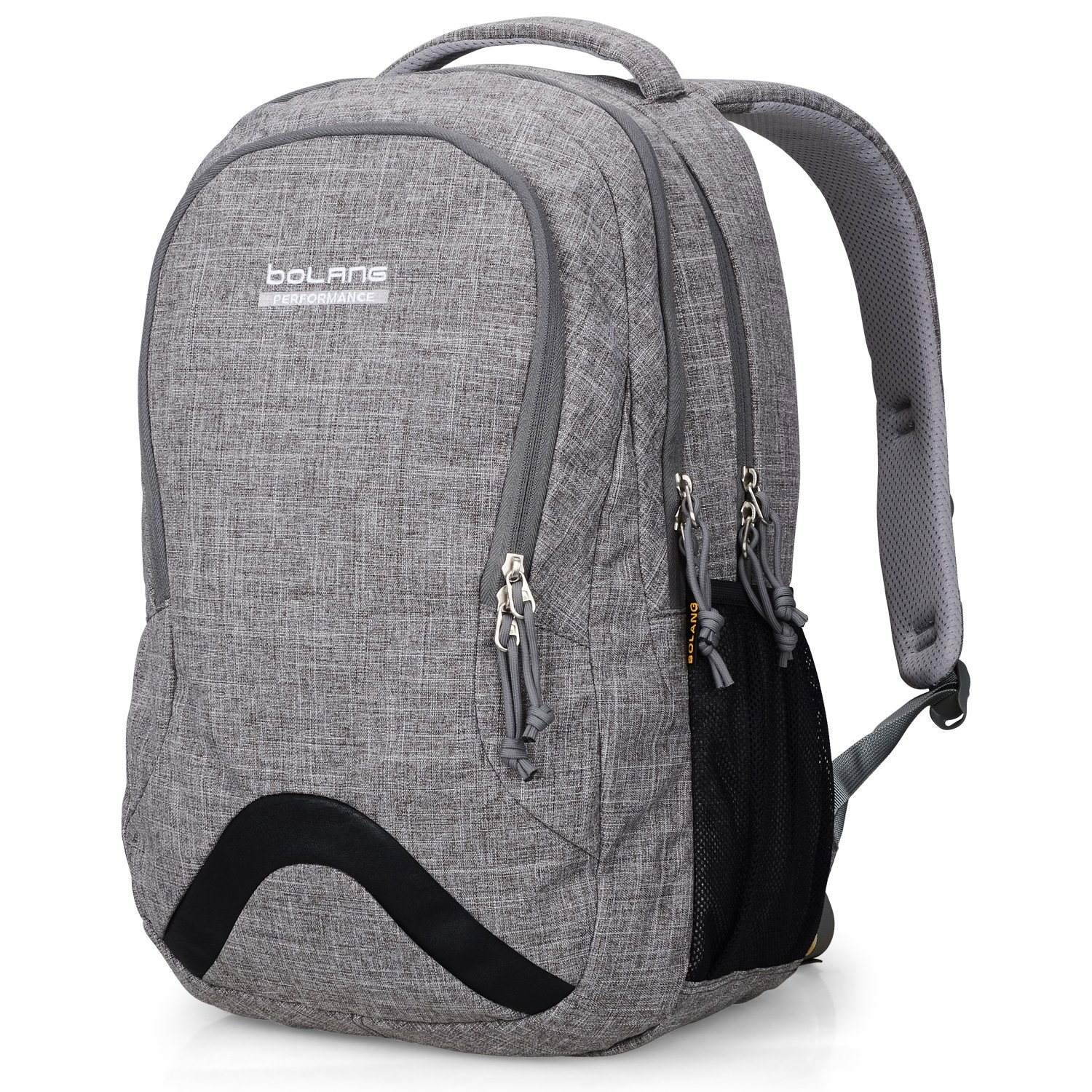 bolang water resistant nylon backpack school college