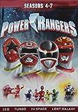 Power Rangers: Seasons Four - Seven