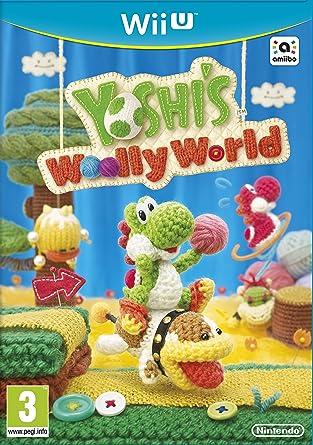 Yoshis Woolly World [Importación francesa]: Amazon.es: Videojuegos