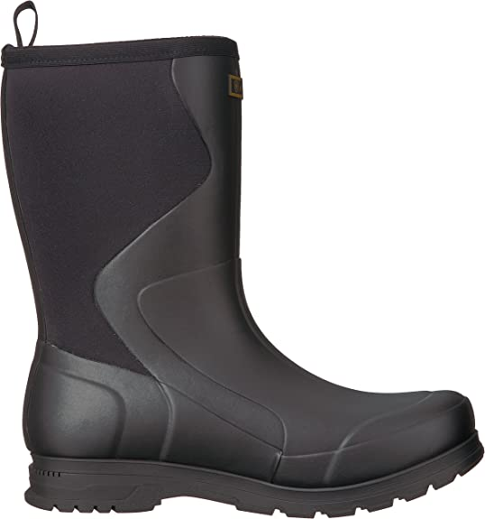 Ariat Springfield Mens Rubber Boot Black