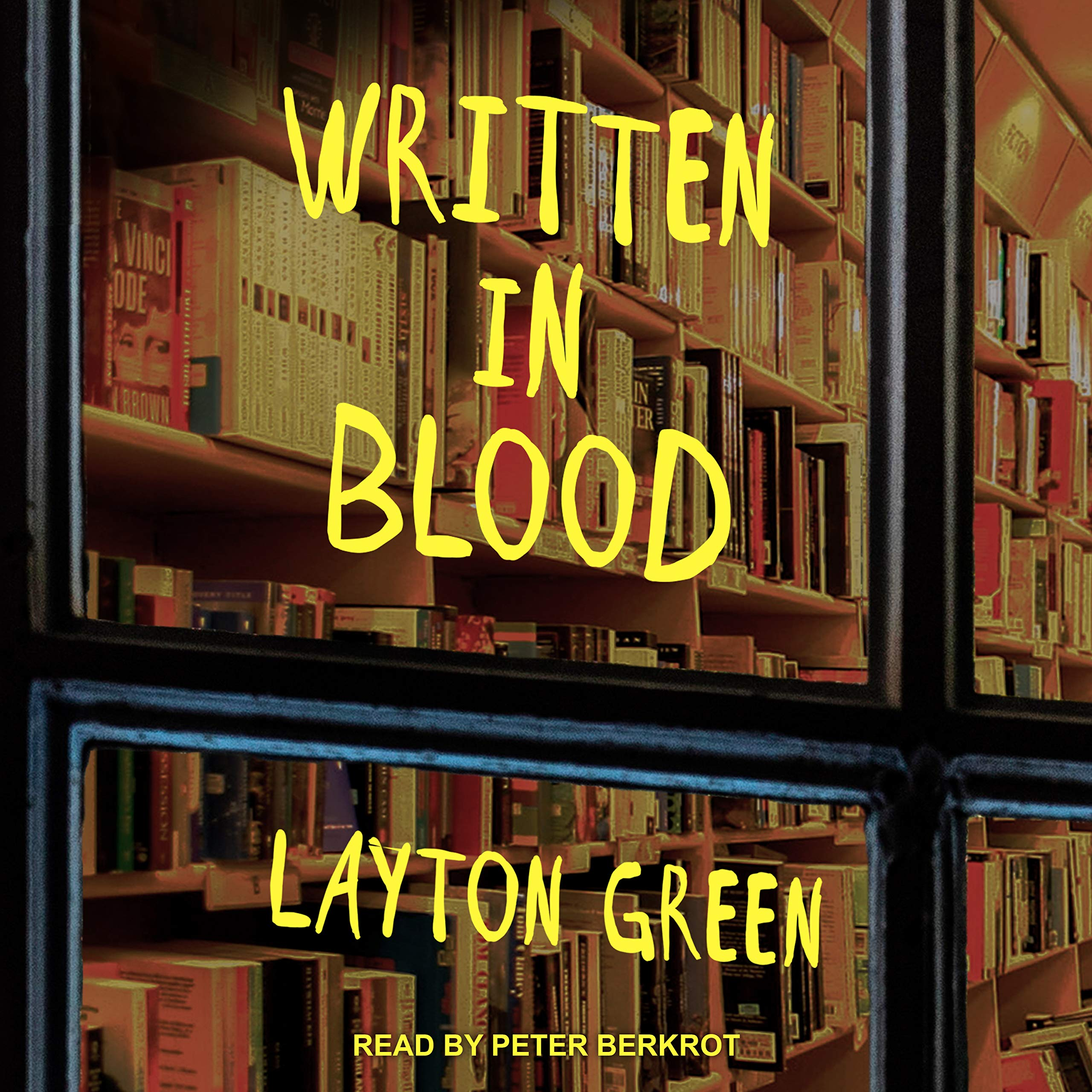 Download Written in Blood pdf epub