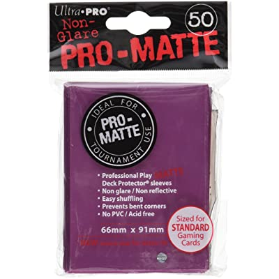 Ultra Pro Gaming Generic 84505 Deck Protector, Multi, One Size: Sports & Outdoors