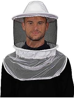 Pink TOPINCN Beekeeping Protective Jacket Professional Comfortable Round Hat Suit Bee Feeder Beekeeper Equipment