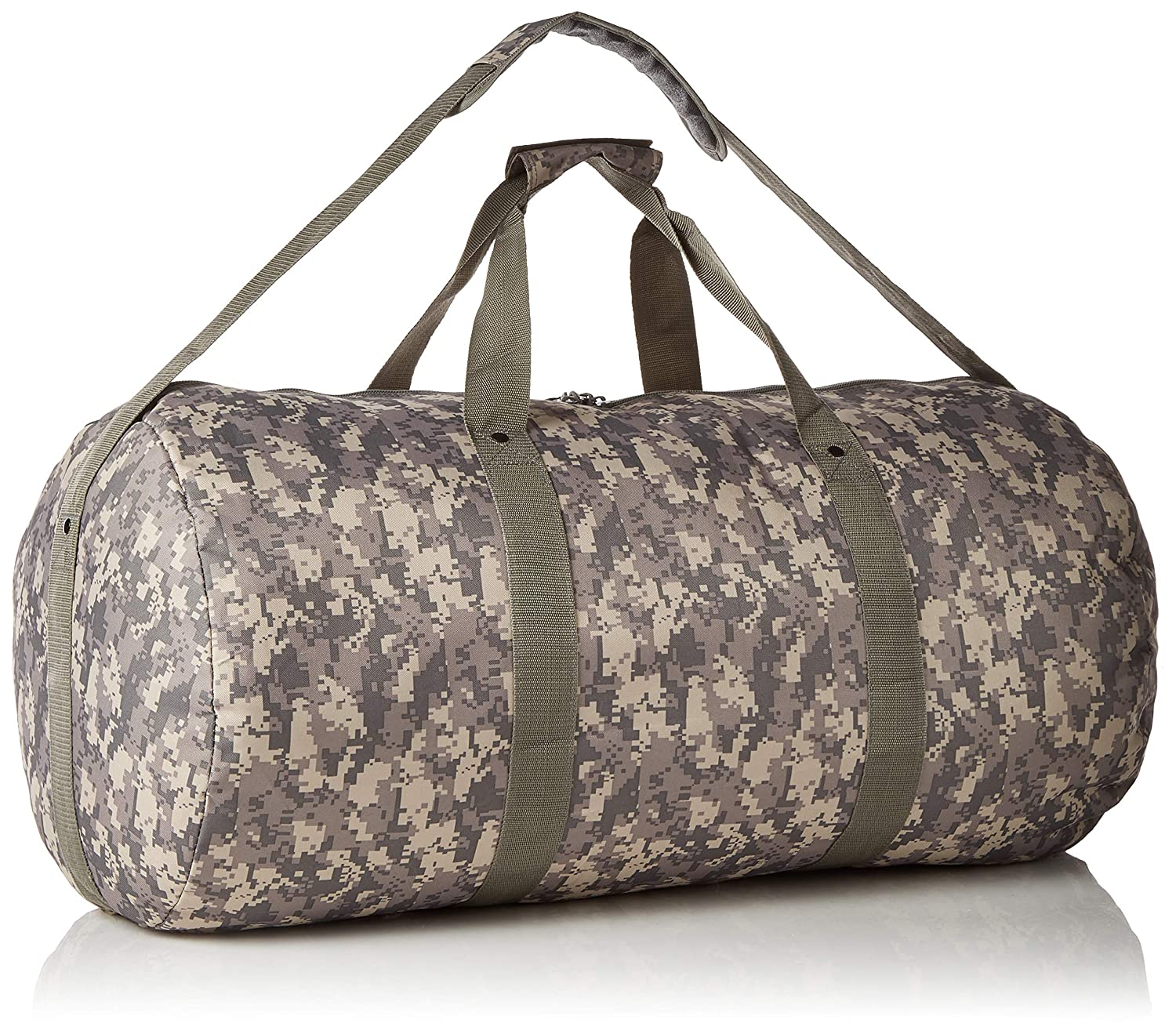 ef907eb56363 Amazon.com  Explorer Tactical Round Heavy Duty Duffel Bag With Shoulder  Strap