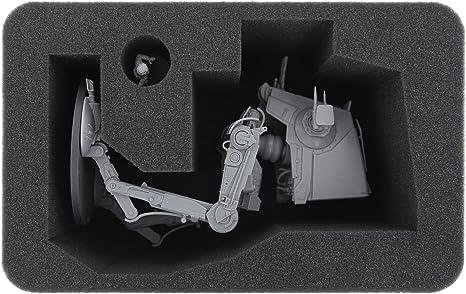 934c265d3e6c7 Feldherr HSMEBY110BO Foam Tray for Star Wars Legion AT-ST  Amazon.es ...