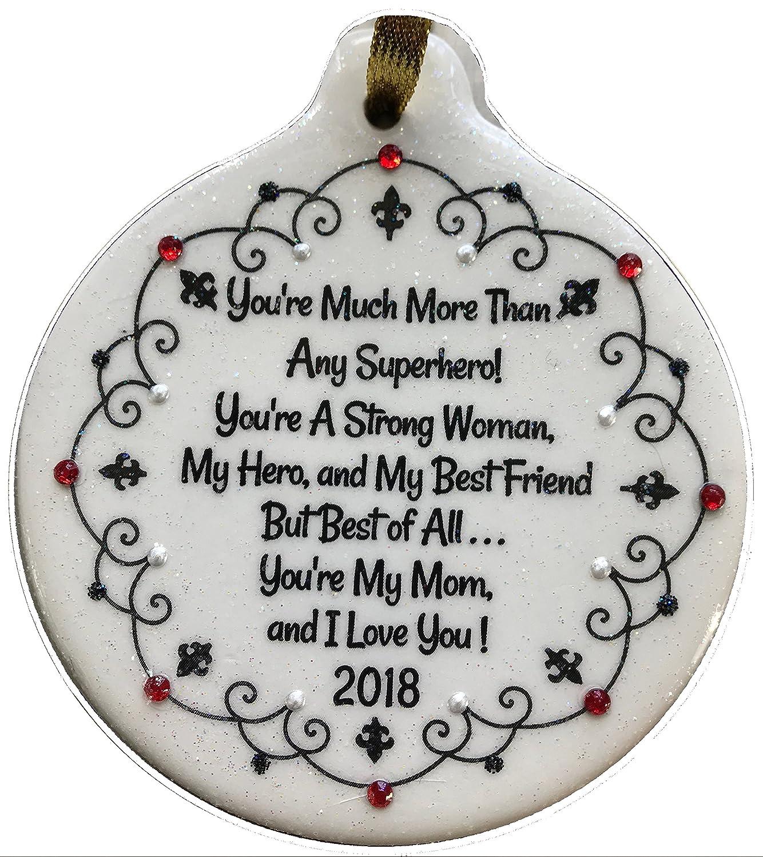 Amazon Strong Woman Hero Best Friend Mom 2018 Porcelain