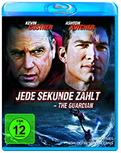 Jede Sekunde zhlt - The Guardian [Blu-ray] [Import allemand]