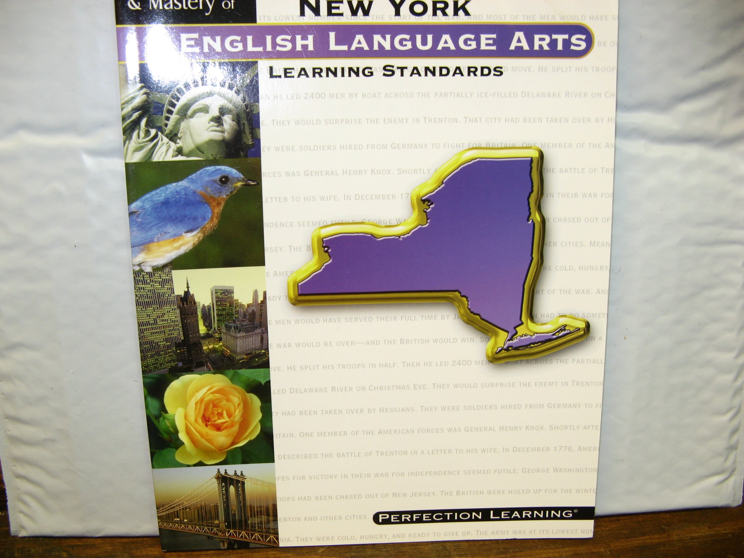 English Langauge Arts: New York Learning Standards, Grade 7 PDF