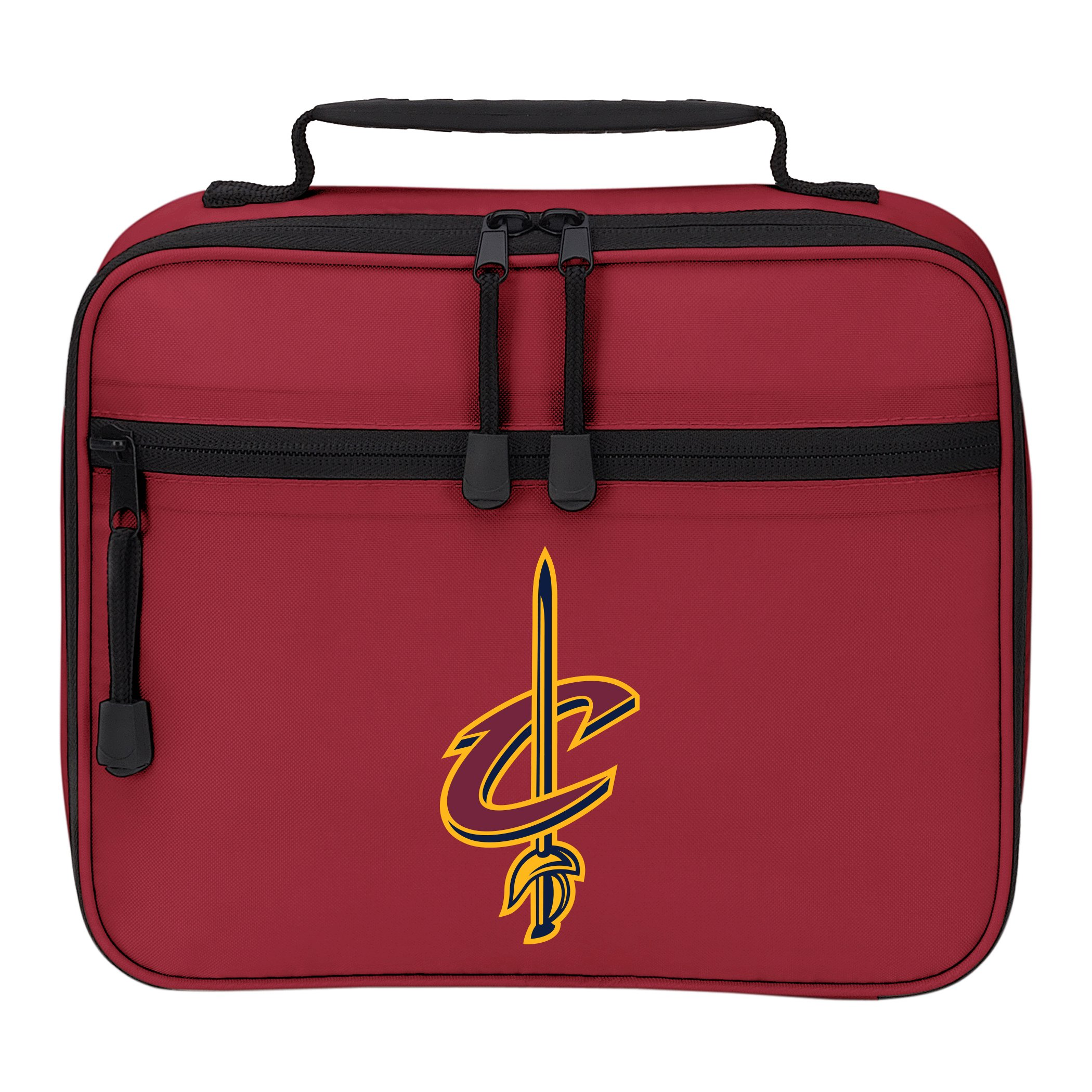 NBA Cleveland Cavaliers ''Cooltime'' Lunch Kit''Cooltime'' Lunch Kit, Red, One Size
