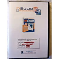 Solid Converter Pdf vers Word Doc MAC FR CD