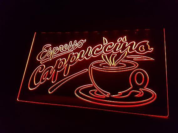 Zhengdian Electronic Capuchino Cafe Bombilla LED Cartel ...