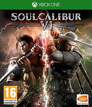 Soulcalibur VI - Edición Estándar: Amazon.es: Videojuegos