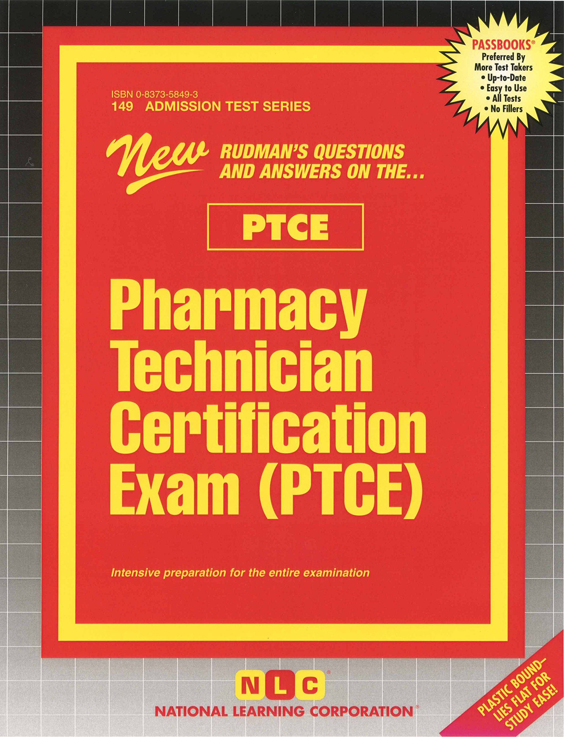 Pharmacy technician certification exam ptce jack rudman pharmacy technician certification exam ptce jack rudman 9780837358499 pharmacy amazon canada xflitez Choice Image