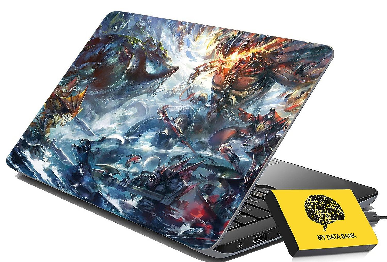 Gaming Laptop Skins