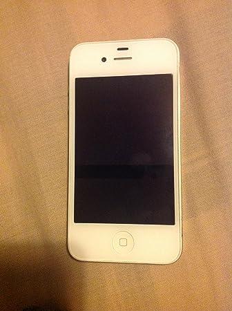 Apple iPhone 4 Smartphone (3,5 Pulgadas (8,9 cm), Pantalla táctil, 16 GB de Memoria, iOS) Wit: Amazon.es: Electrónica