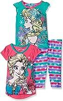 Disney Girls' Frozen 3 Piece Legging Set