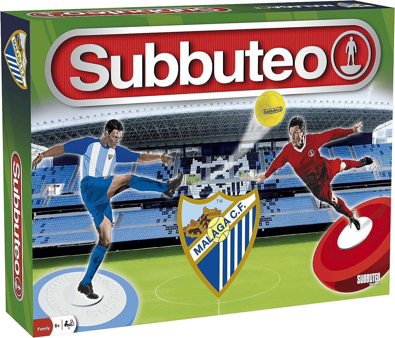 Eleven Force Subbuteo Playset Málaga CF (63492), Multicolor ...