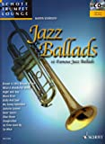 Jazz Ballads - Volume One. Partitions, CD pour Trompette