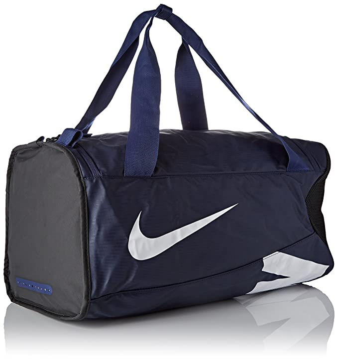 Nike Mens Alpha (Small) Training Duffel Bag, Color Midnight Navy/Black/White, Talla MISC: Amazon.es: Deportes y aire libre