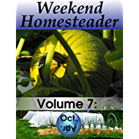 Weekend Homesteader: October (English Edition)