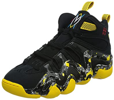 adidas Men s Crazy 8 Trainers Yellow-Black  Amazon.co.uk  Sports ... 73767865e